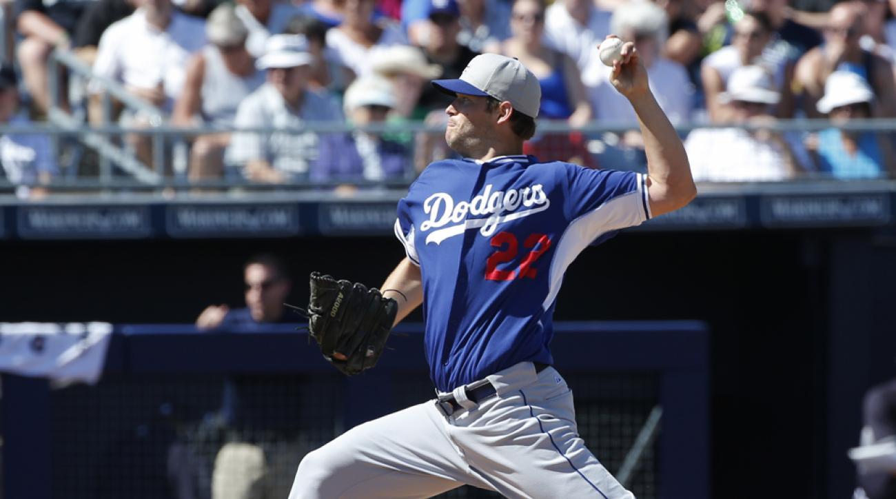Dodgers set MLB payroll record