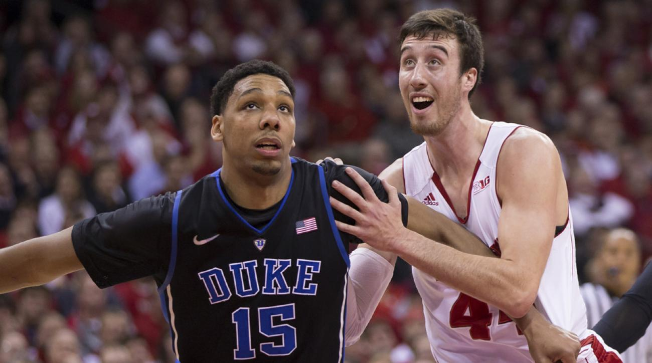 Duke, Wisconsin square off in national title game