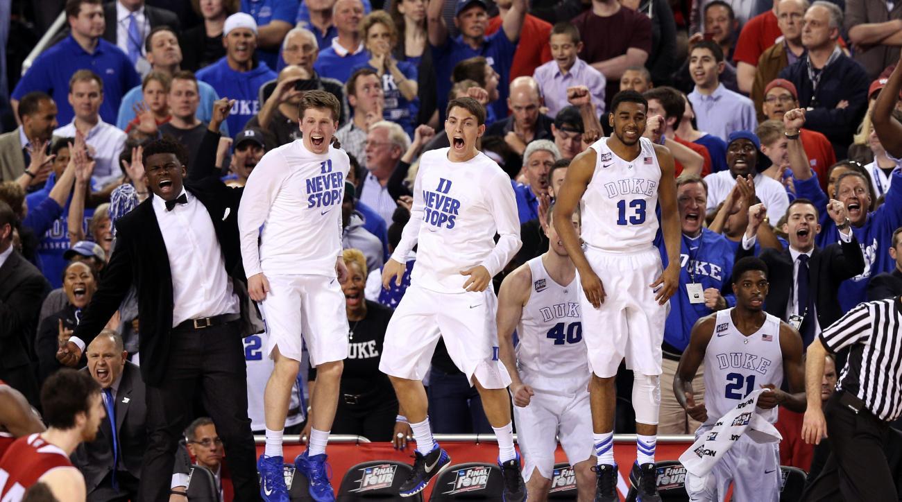 Duke National Champions Wisconsin Twitter