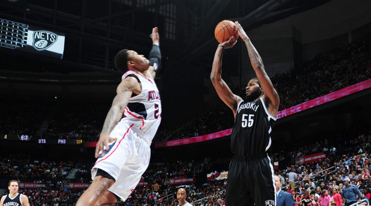 Nets sign Earl Clark to multi-year deal