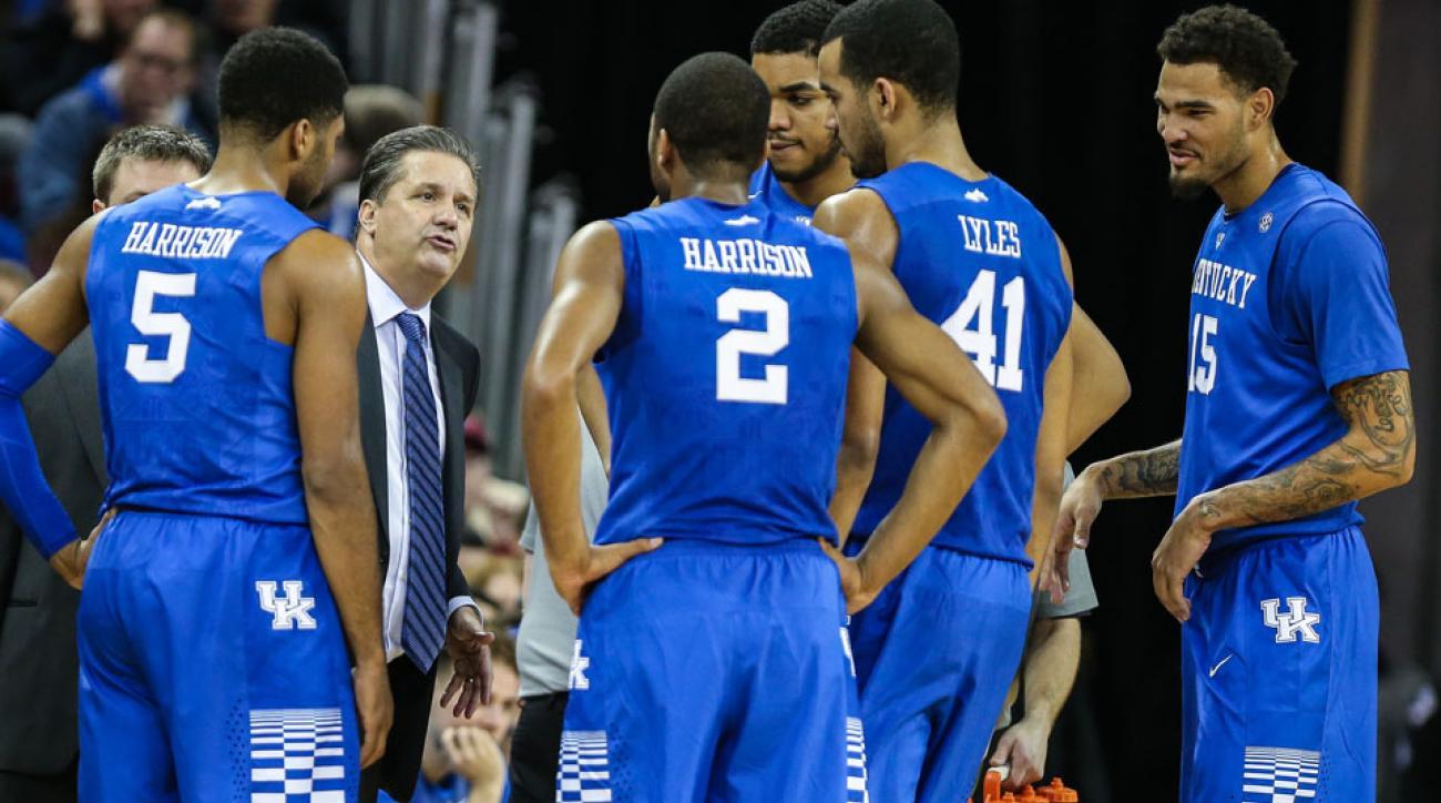 Calipari expect mass exodus to NBA draft