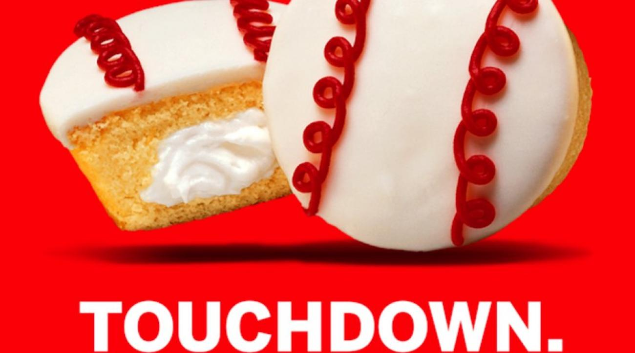 Hostess confuses baseball and football in tweet
