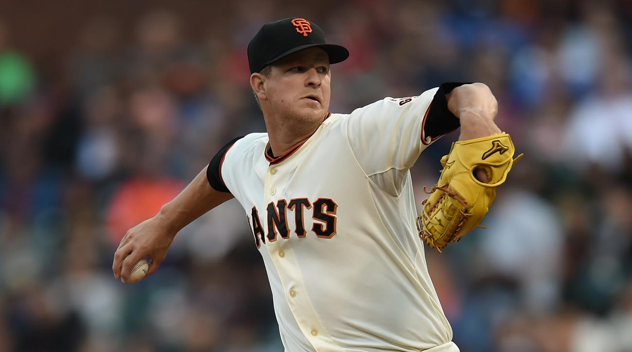 san francisco giants matt cain injury mri