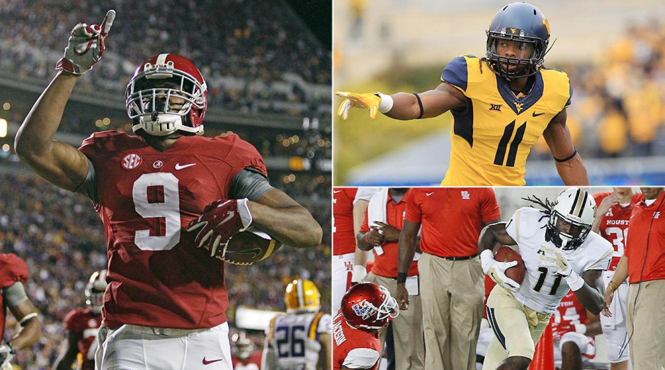 2015 NFL draft: Kevin White, Amari Cooper top wide receiver rankings