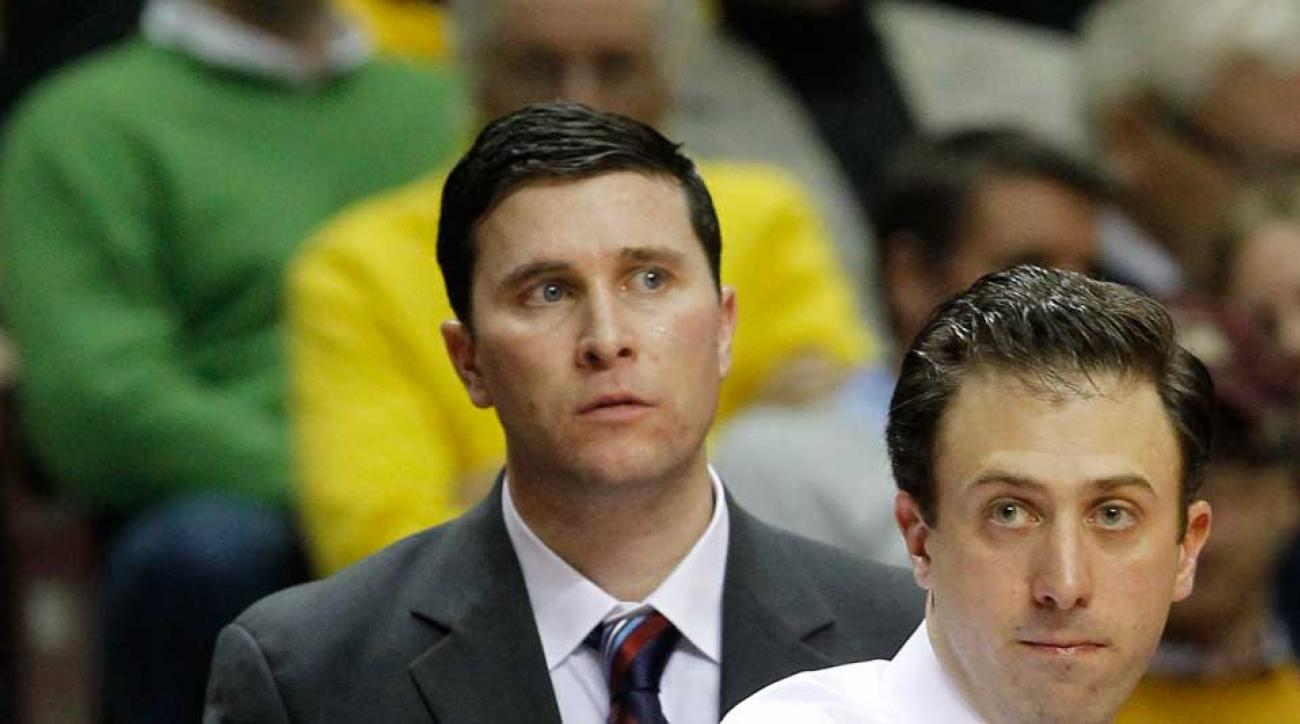 dan mchale richard pitino head coach assistant minnesota