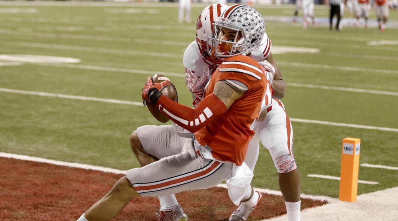 Devin Smith tweet wisconsin football ohio state