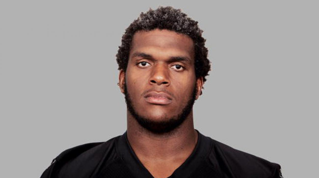 Kwame Harris 49ers arrested biting