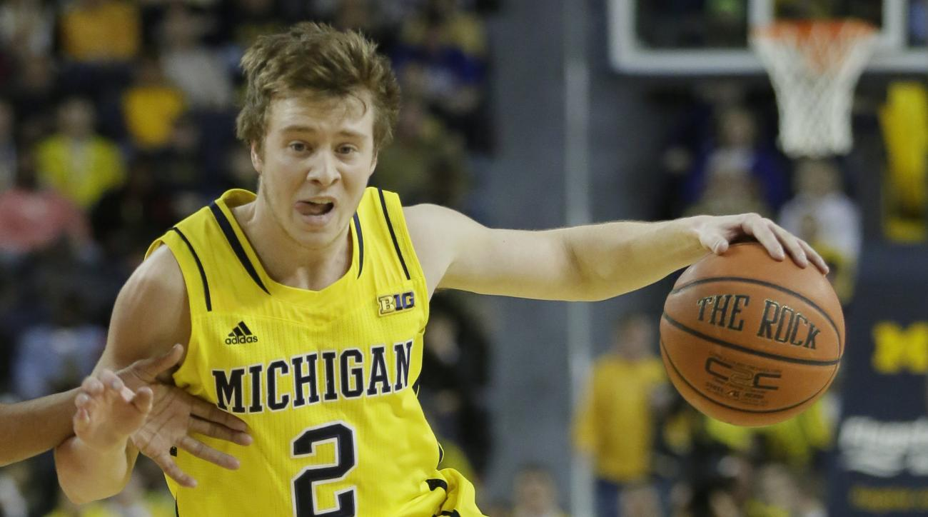 Spike Albrecht hip surgery