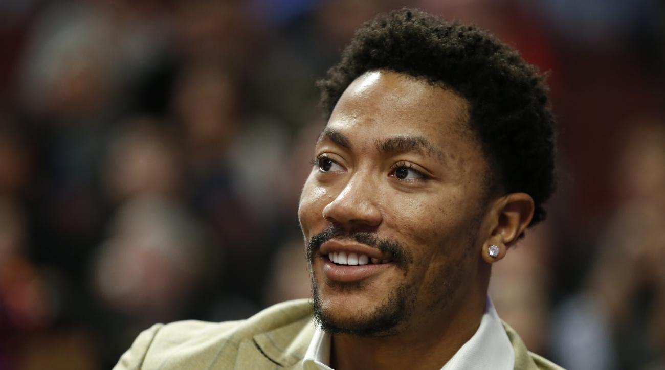 Derrick Rose return knee injury