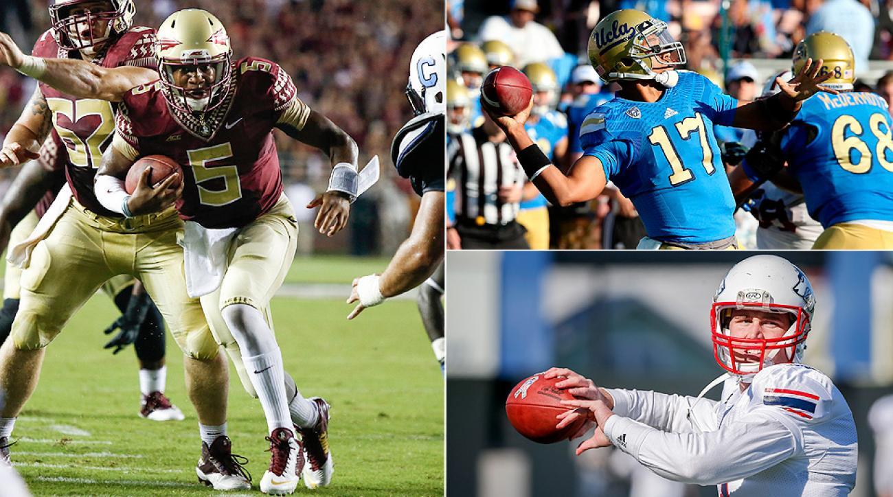 2015 NFL draft: Jameis Winston, Marcus Mariota top quarterbacks