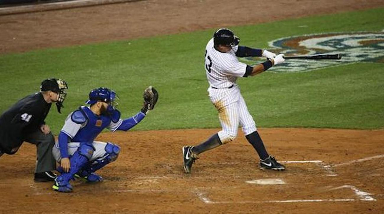 alex rodriguez home run 665 first since suspension
