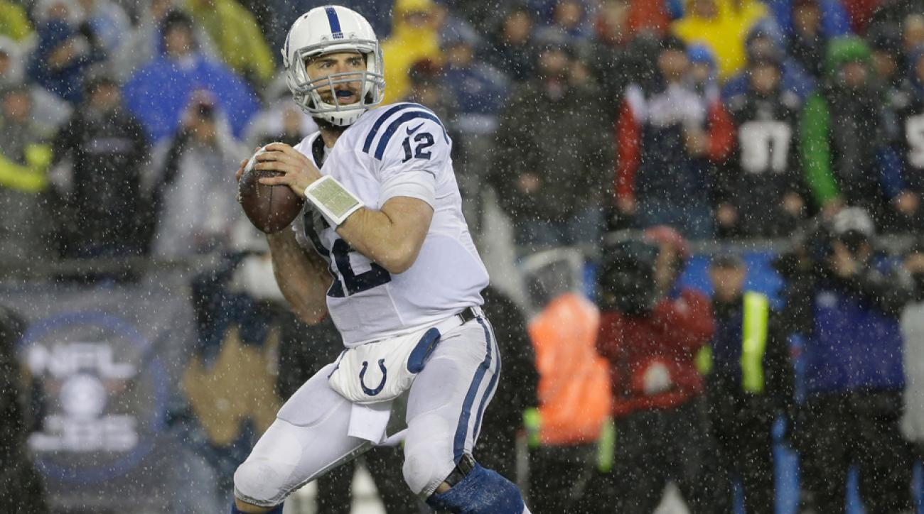 andrew luck fifth year option colts