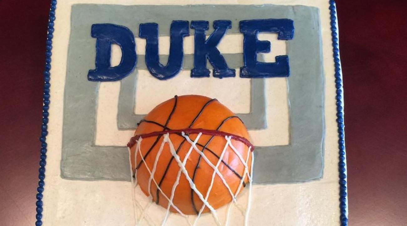 Duke gets cake after National title