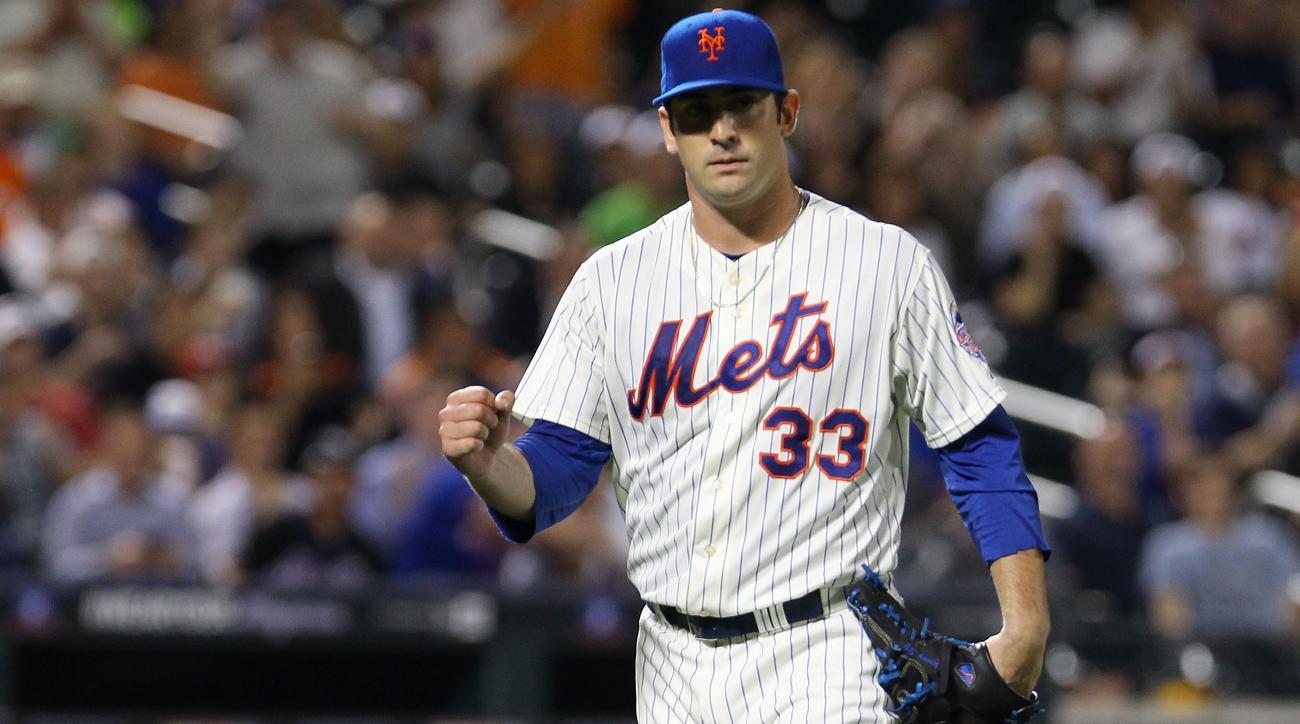 Matt Harvey: New York Mets pitcher makes first start since ...