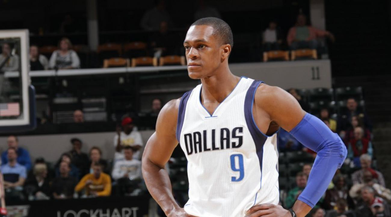 Rajon Rondo walks out of movies with plot holes