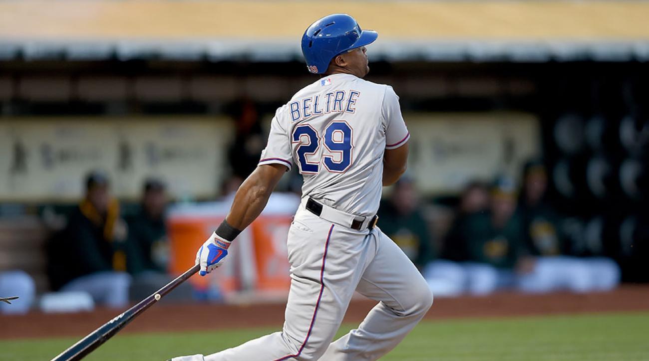 Texas Rangers Adrian Beltre