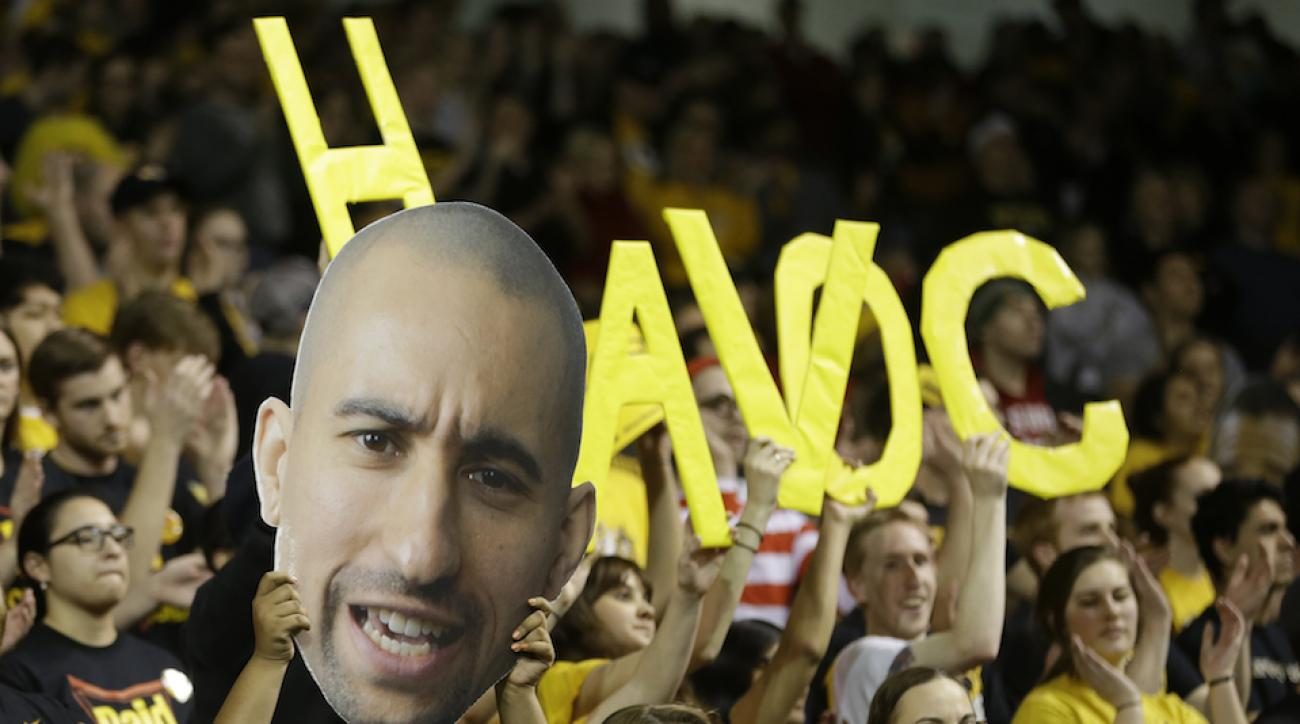 shaka smart vcu havoc texas will wade