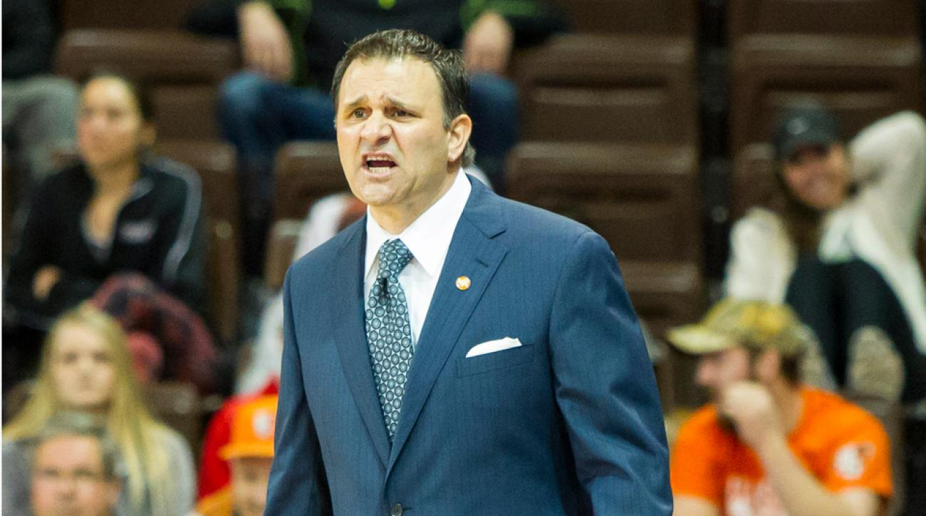 Bowling Green Chris Jans fired