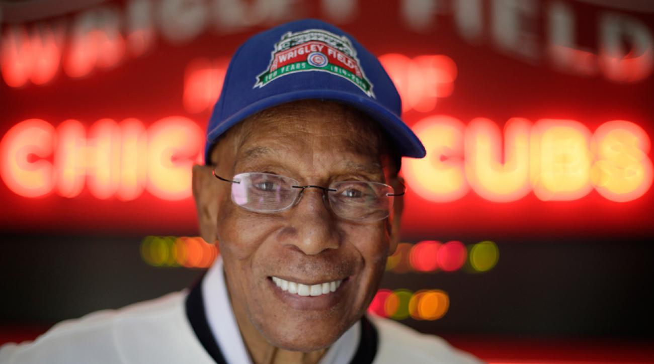 Chicago Cubs Ernie Banks