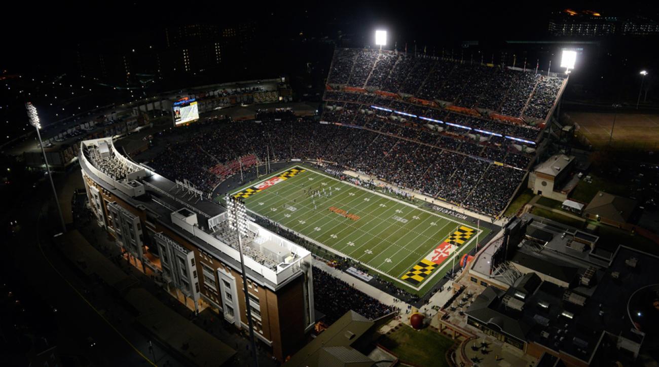Maryland Byrd Stadium