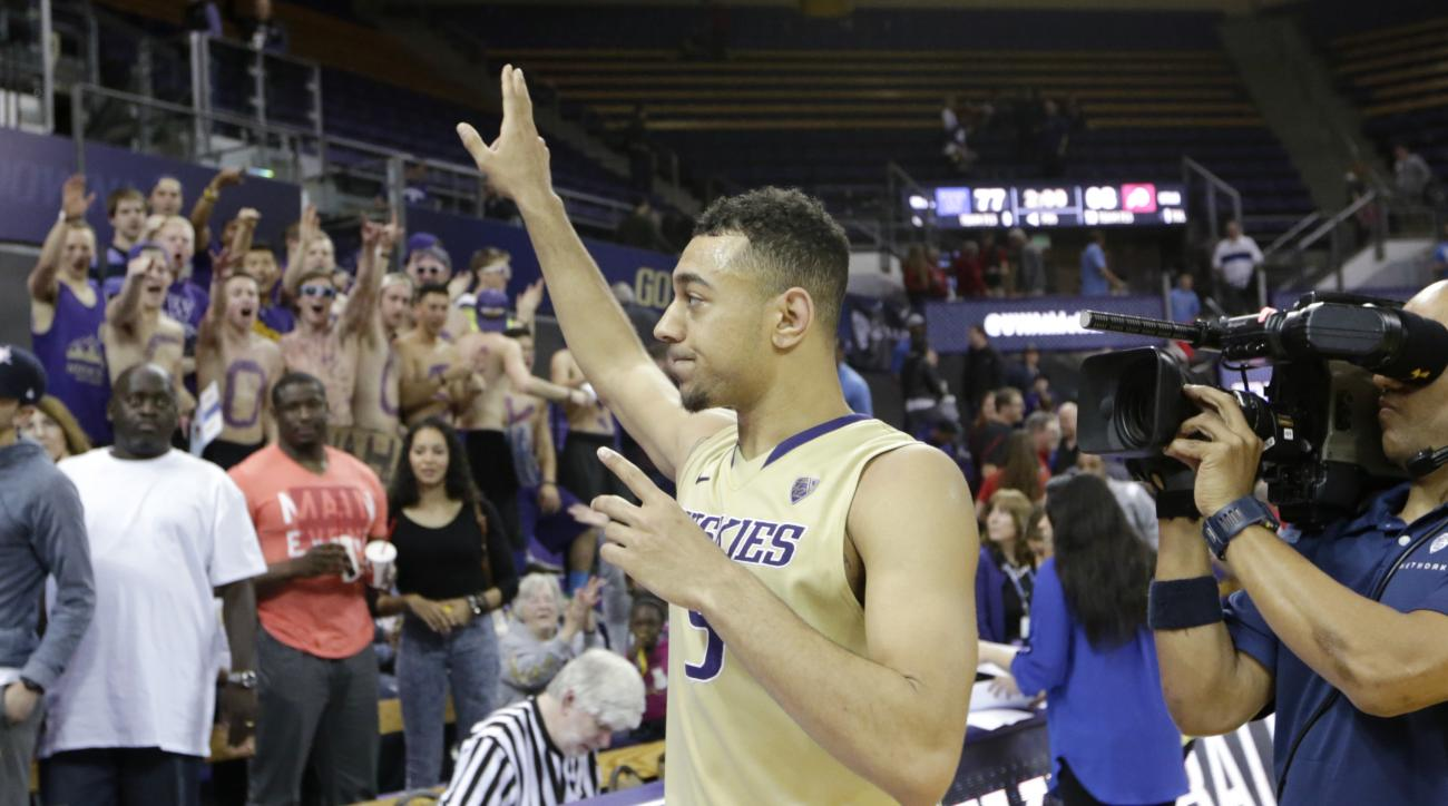 Nigel Williams Goss lornezo romar washington huskies transfers