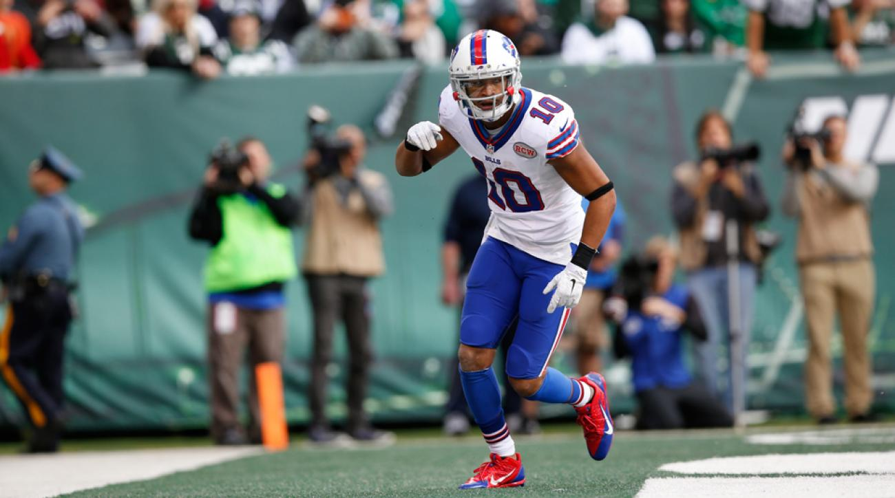 Buffalo Bills Robert Woods Super Bowl