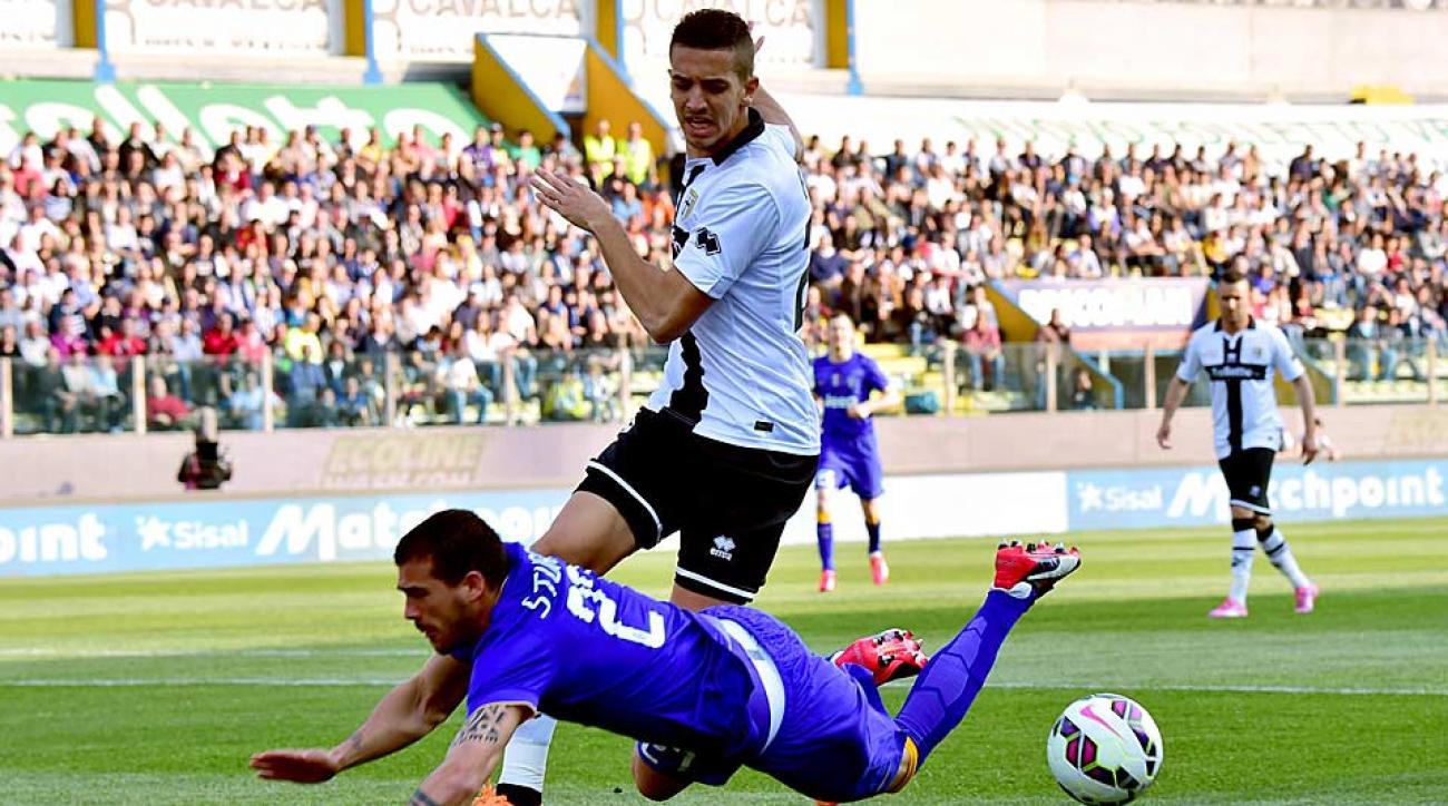 Parma, Juventus