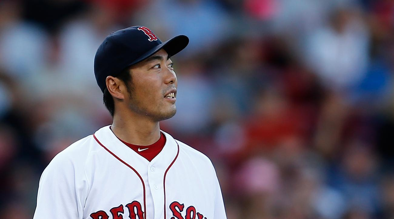 boston red sox koji uehara injury return dl