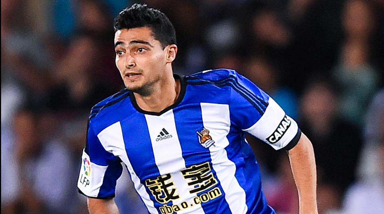 Chory Castro Real Sociedad