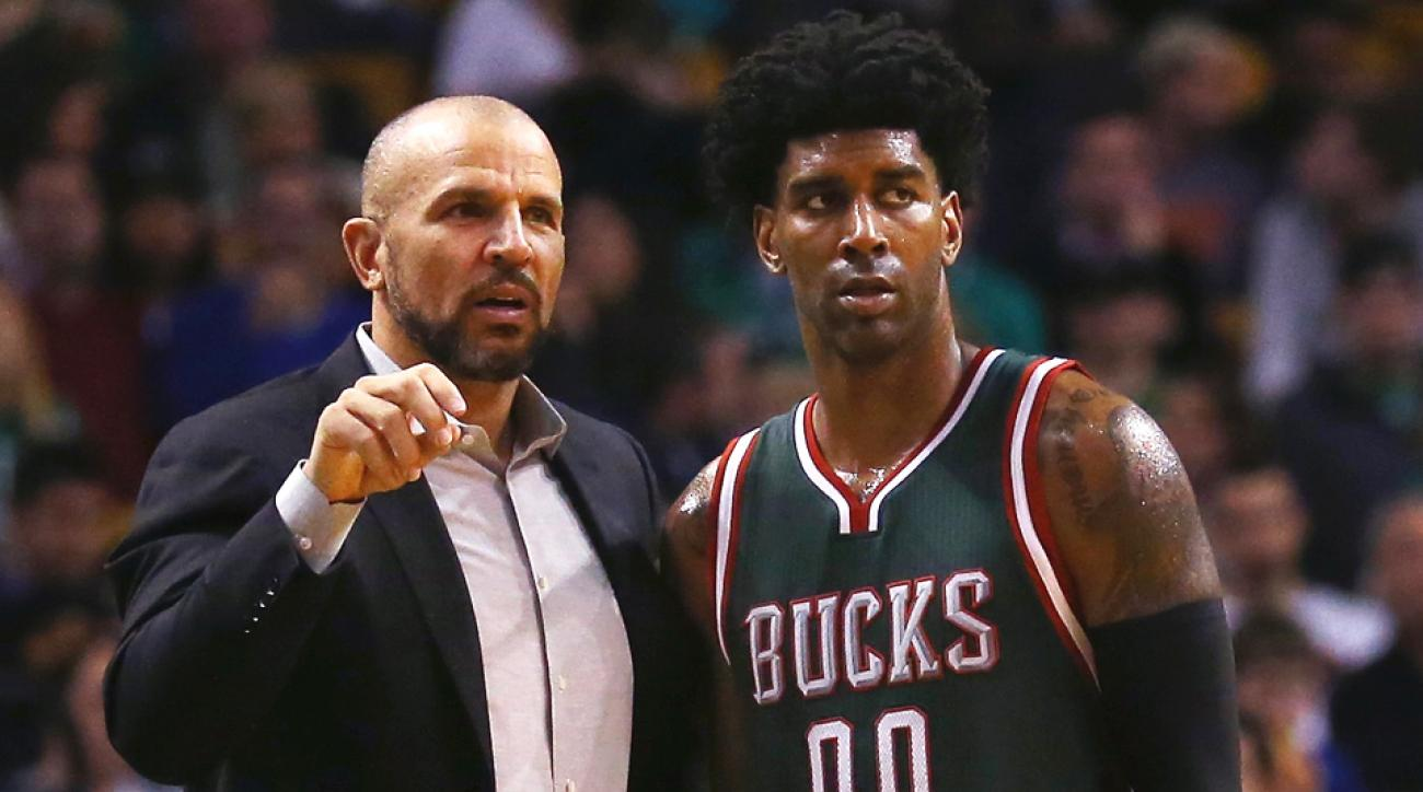 The Bucks clinched a playoff berth in Jason Kidd's first season as coach.