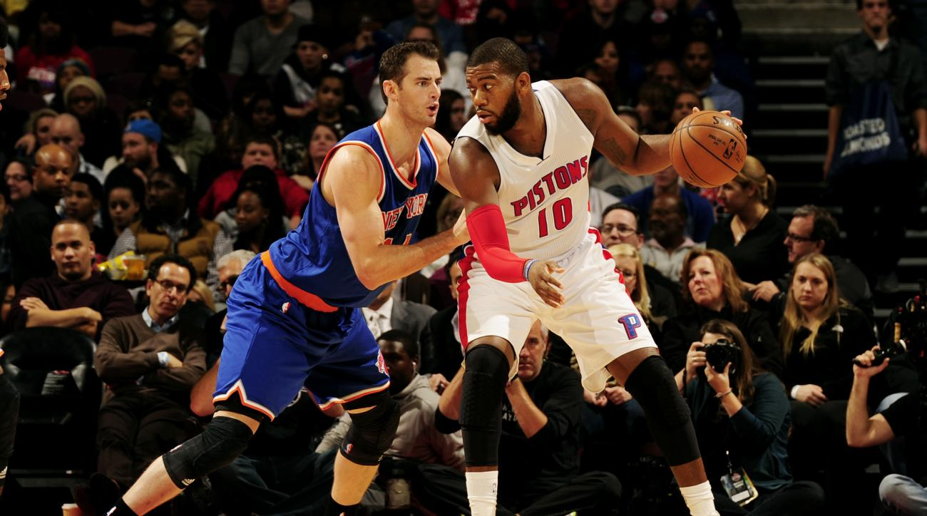 new york knicks greg monroe detroit pistons