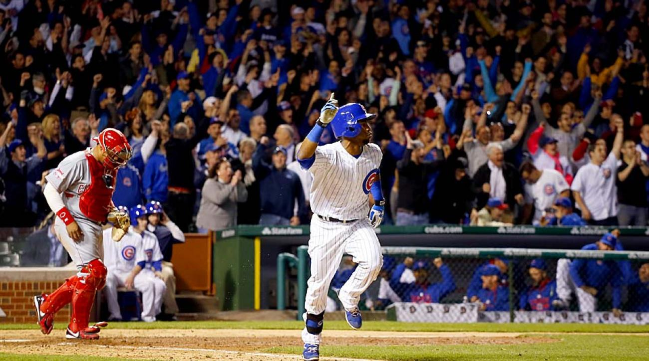 Cubs Alcantara walk-off single