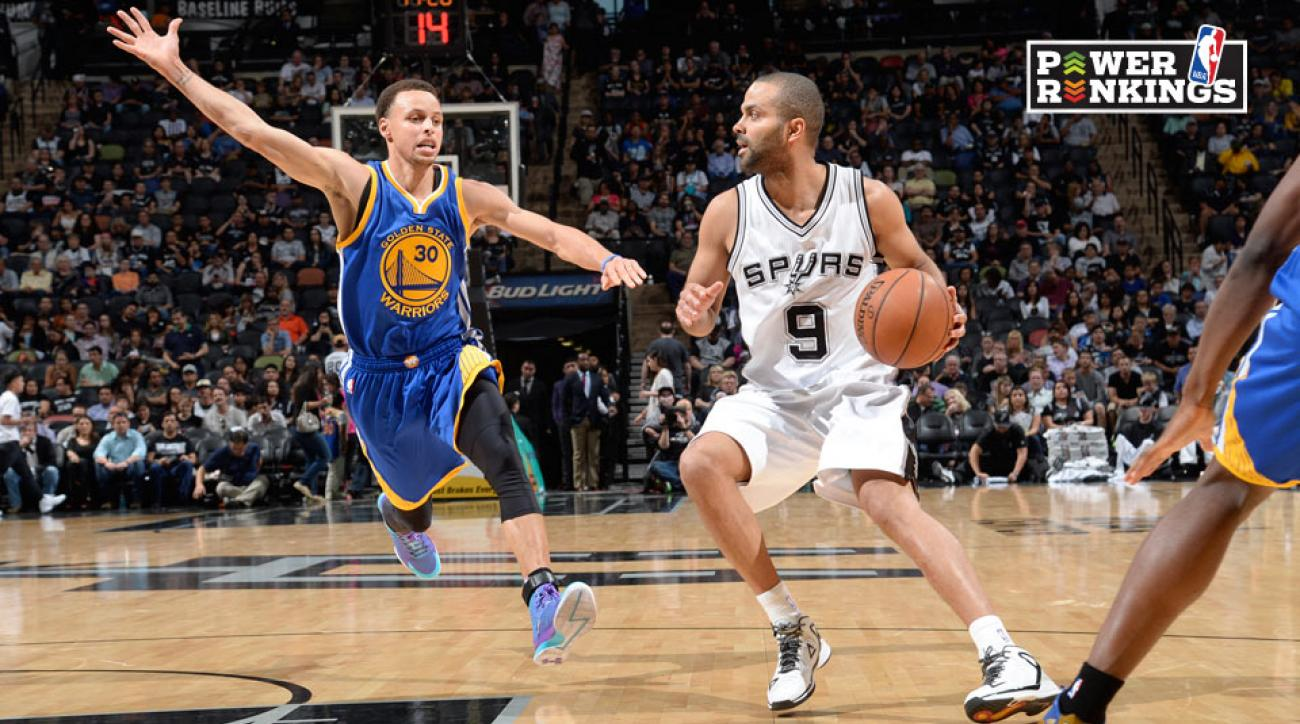 Steph Curry; Tony Parker