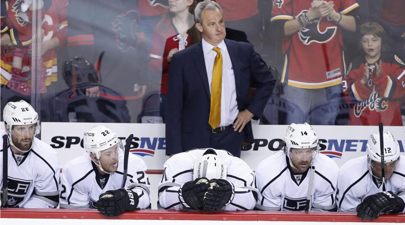 Kings lock coach Darryl out of team meeting