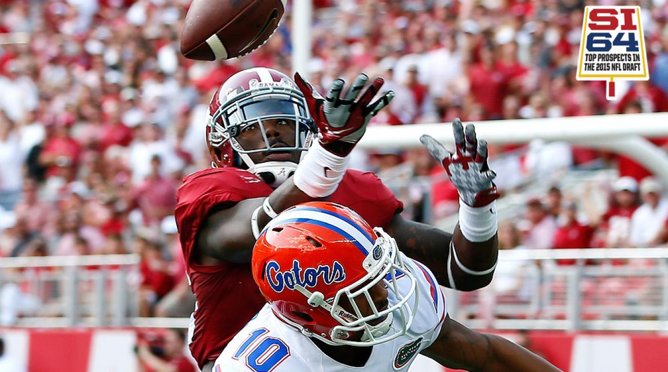 2015 NFL draft rankings Alabama safety Landon Collins
