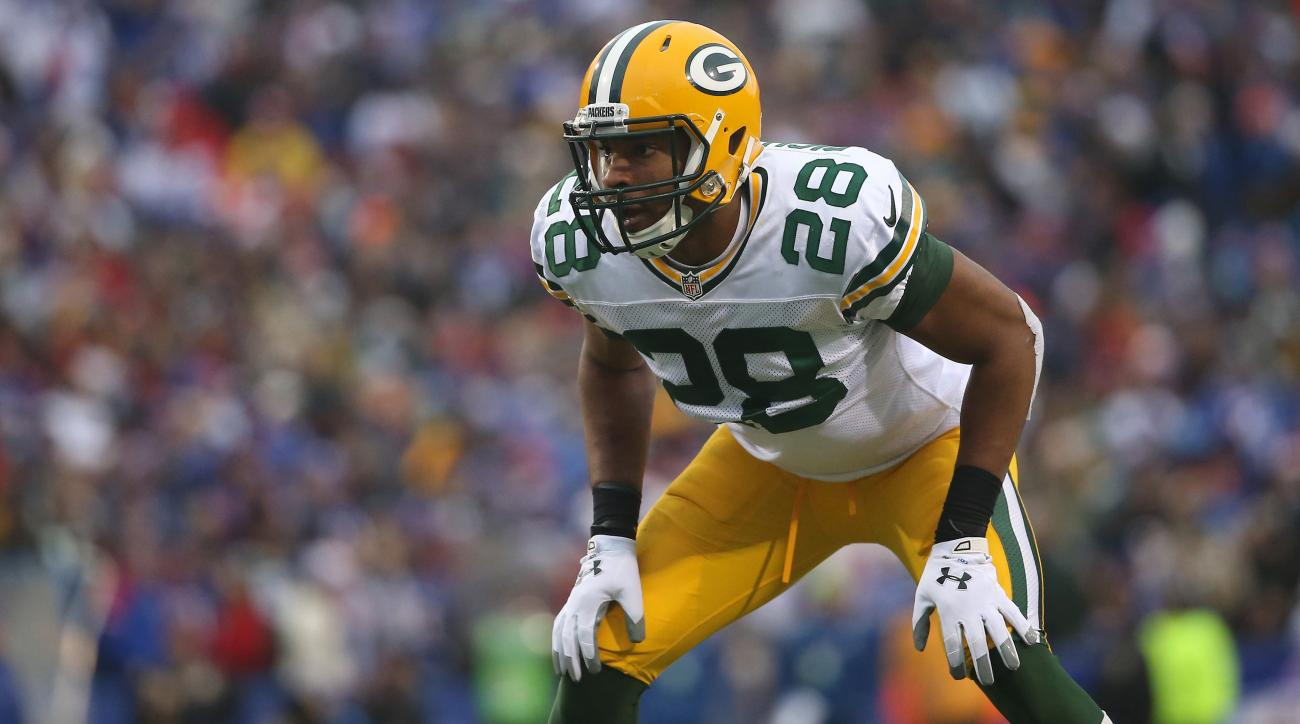 Packers Sean Richardson
