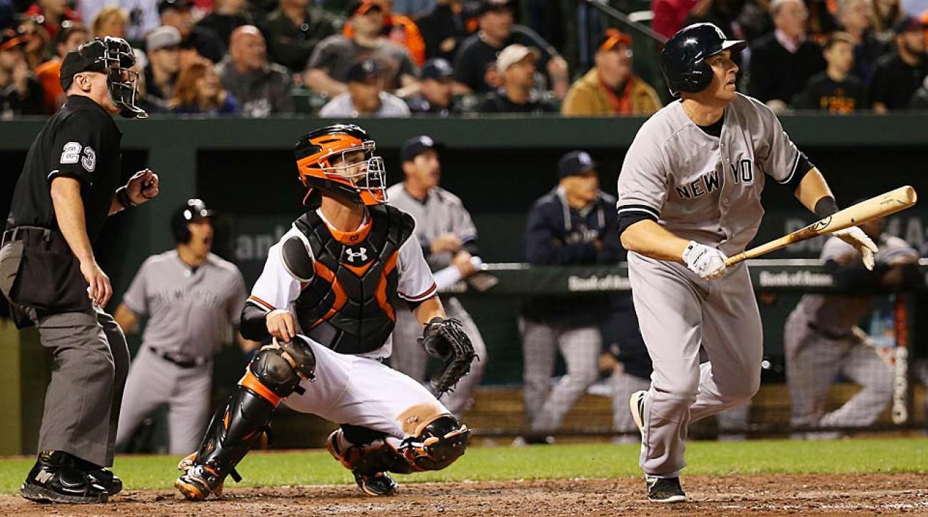 Stephen Drew New York Yankees