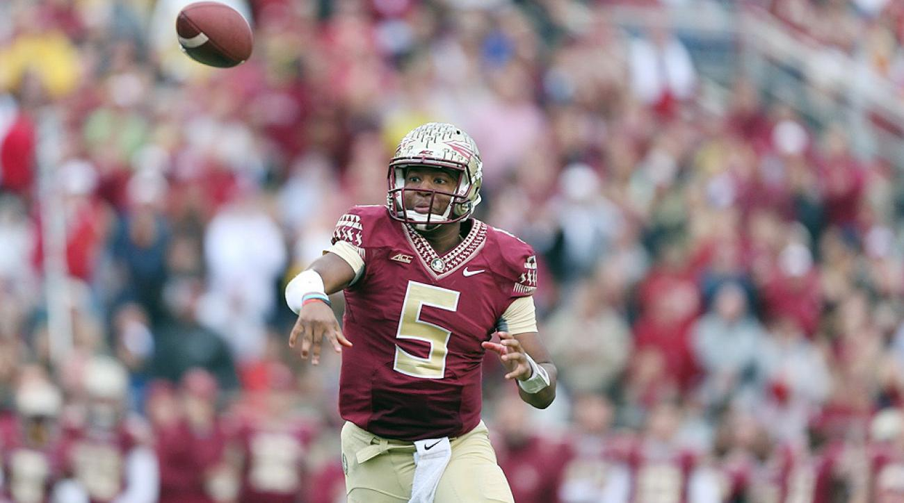 2015 NFL Mock Draft: Jameis Winston No. 1 to Tampa Bay Buccaneers