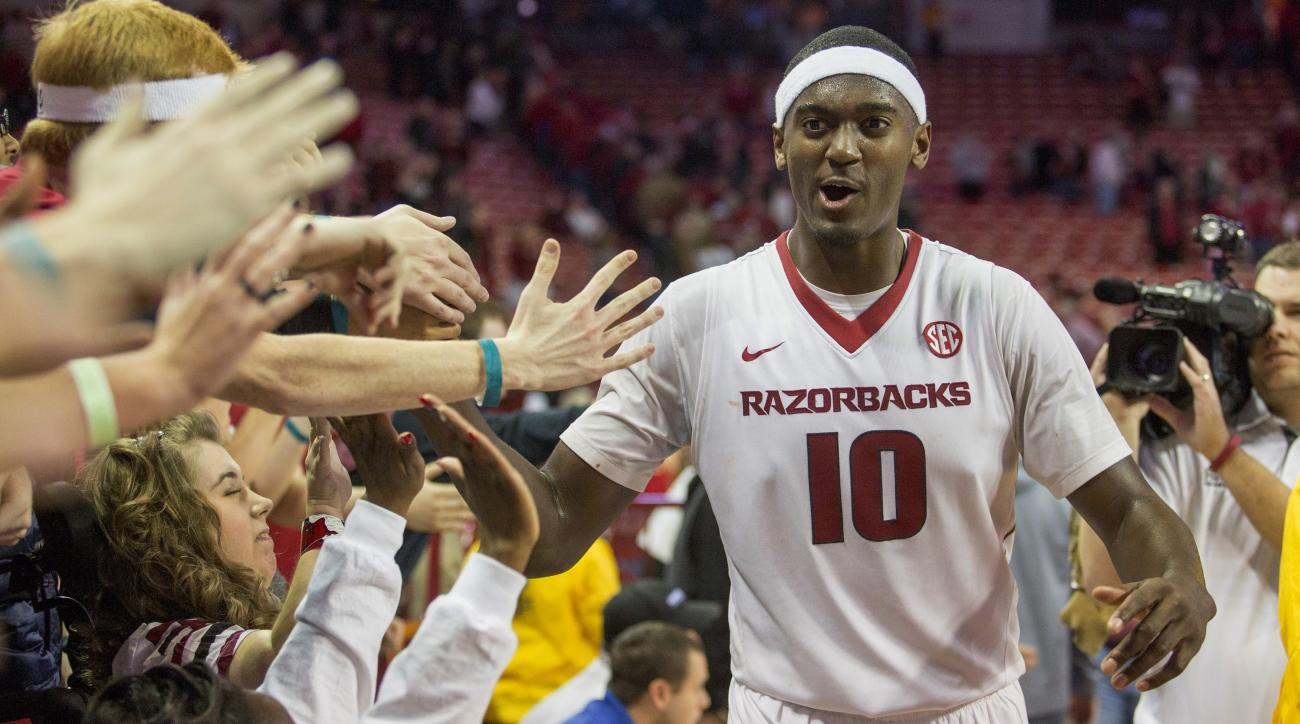 Bobby Portis entering NBA draft