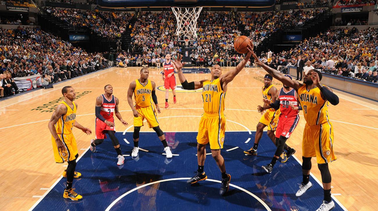 Indiana Pacers beat Washington Wizards