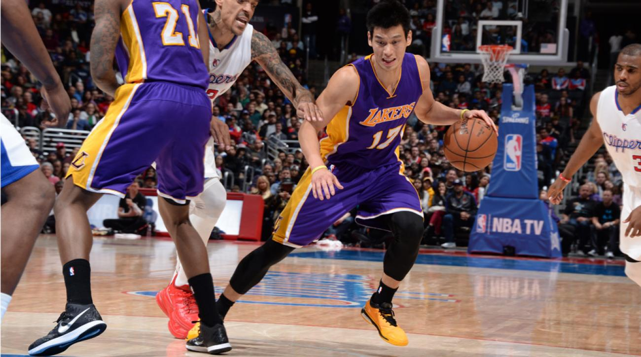 jeremy lin lakers relationship improved
