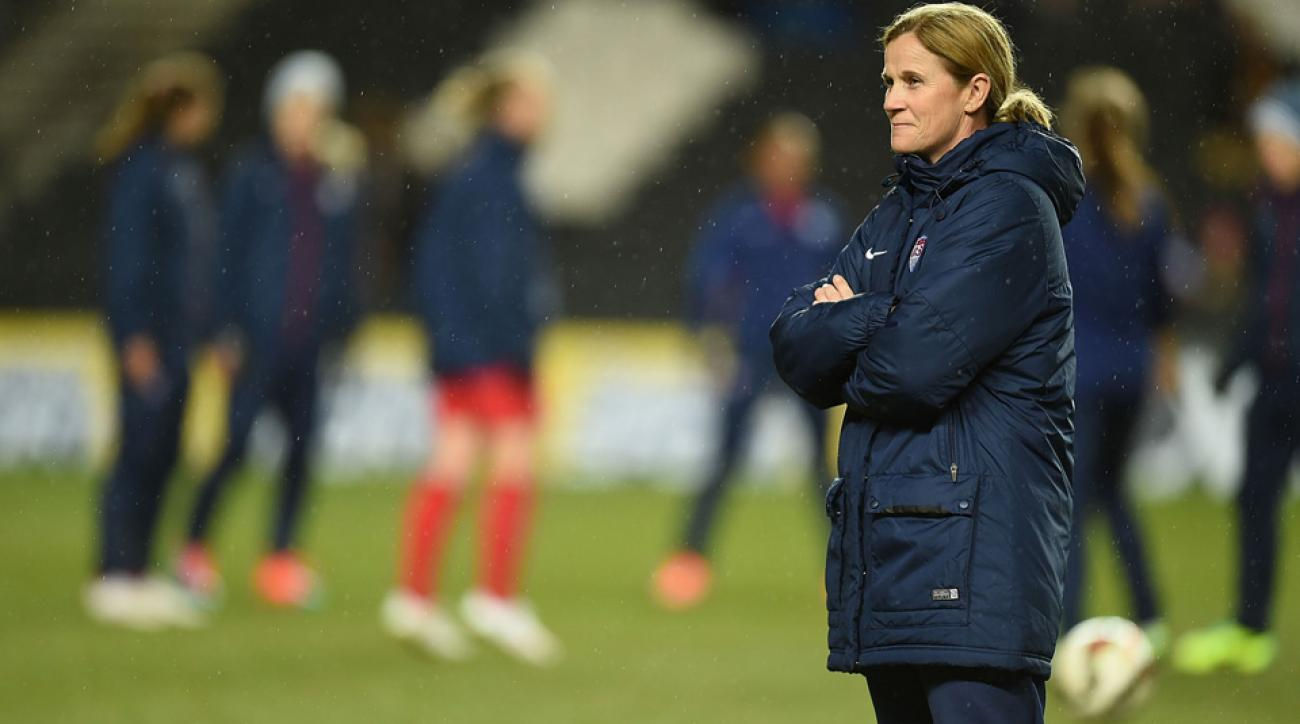 937cece31 U.S. announces 23-player roster for 2015 Women s World Cup