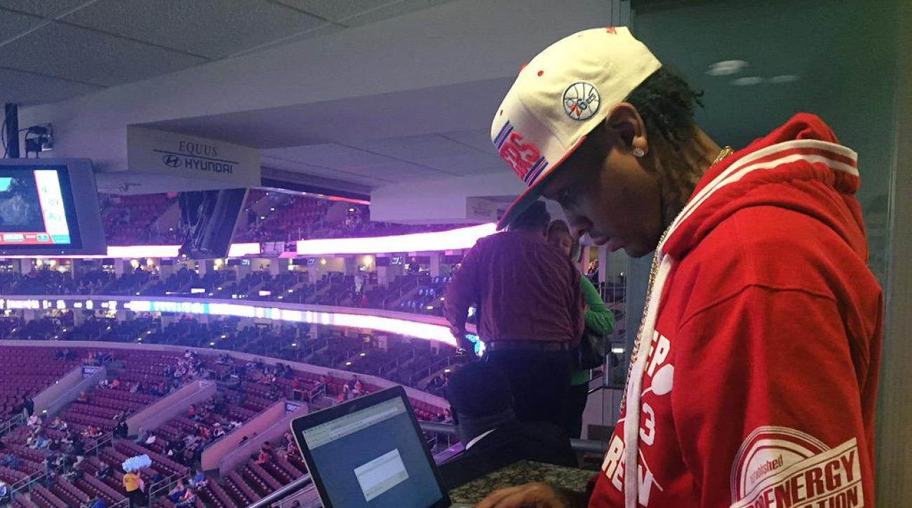 allen iverson 76ers twitter takeover