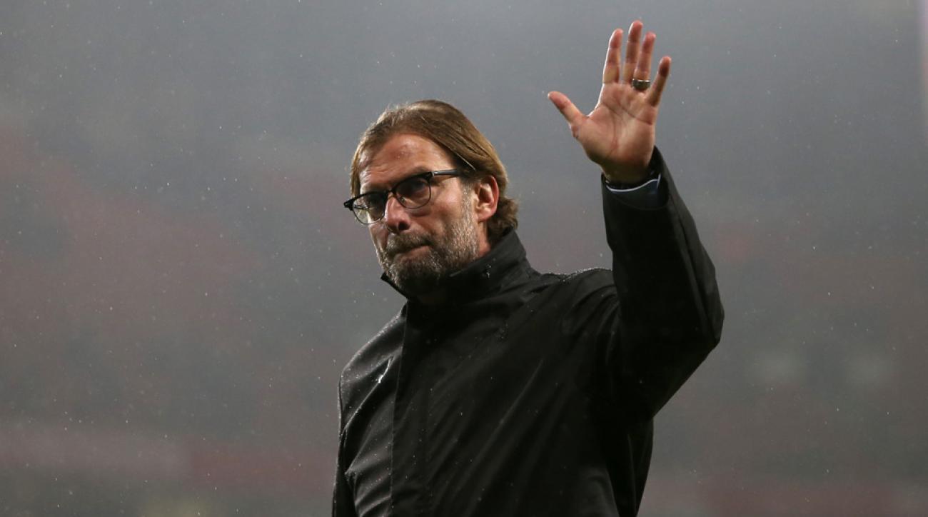 Jurgen Klopp reportedly out at Dortmund