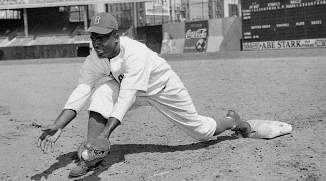 7ede209cf453b The Breakthrough: In May 1947 Jackie Robinson proved he belonged in the  bigs | SI.com