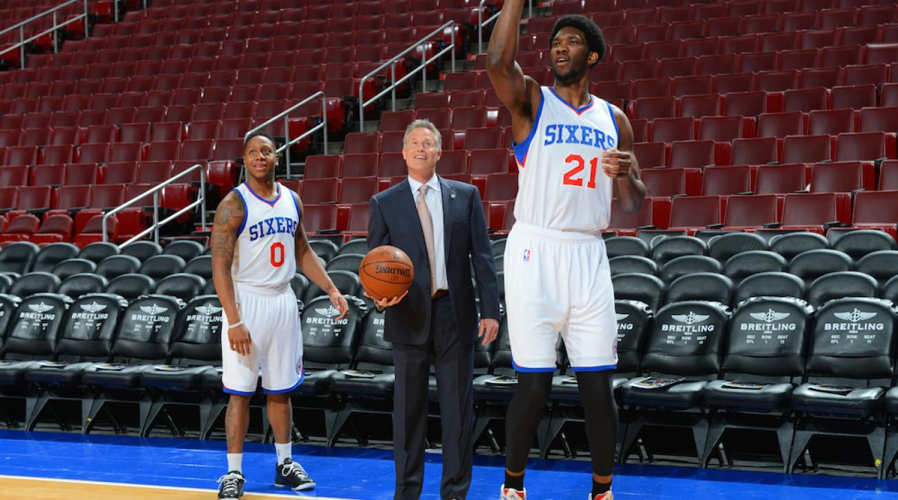 Philadelphia 76ers' Joel Embiid adopts player-coach role ...