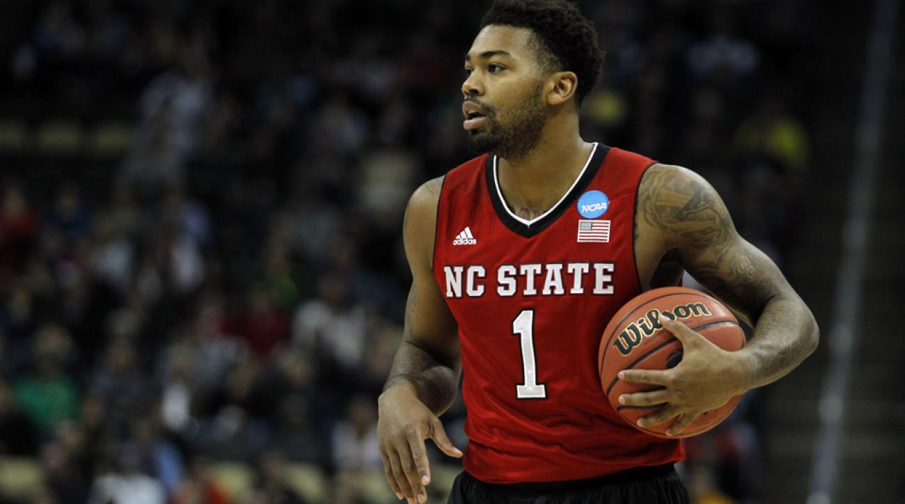 trevor lacey nba draft nc state