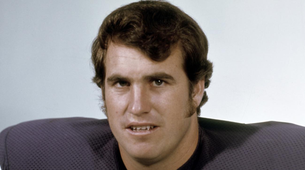 Minnesota Vikings Stu Voight