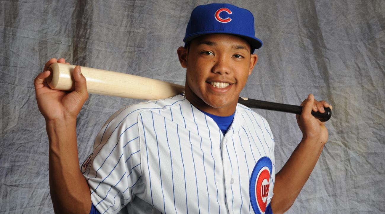 addison russell shortstop second base castro baez