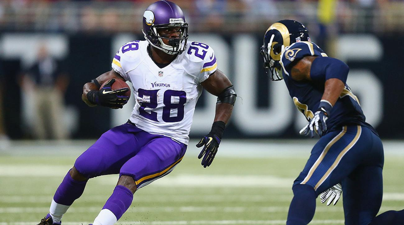 Adrian Peterson reinstated: Will Vikings trade star RB?